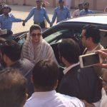 Maryam Nawaz, Capt (r) Safdar appear before AC