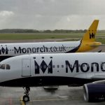 Monarch Airlines goes bust, spoiling holiday plans for many Britons