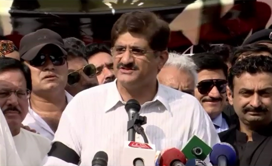 Unfortunate for Imran Khan for failing to visit Sehwan Shareef shrine: Sindh CM