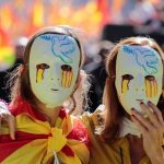 Protests but no talks as Catalonia crisis goes down to wire