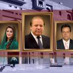 Nawaz, Maryam & Capt (retd) Safdar indicted in Avenfield reference