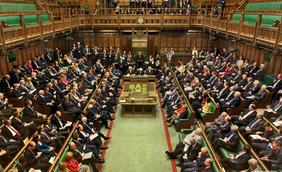 British parliament marred by harassment scandal