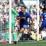 Chelsea withstand pressure to sink Watford in Premier League