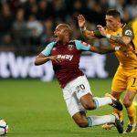 Soccer: Brighton stun West Ham with 3-0 away victory