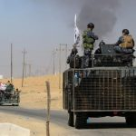 Iraqi forces take control of Kurdish held areas in Mosul's Niveveh's province