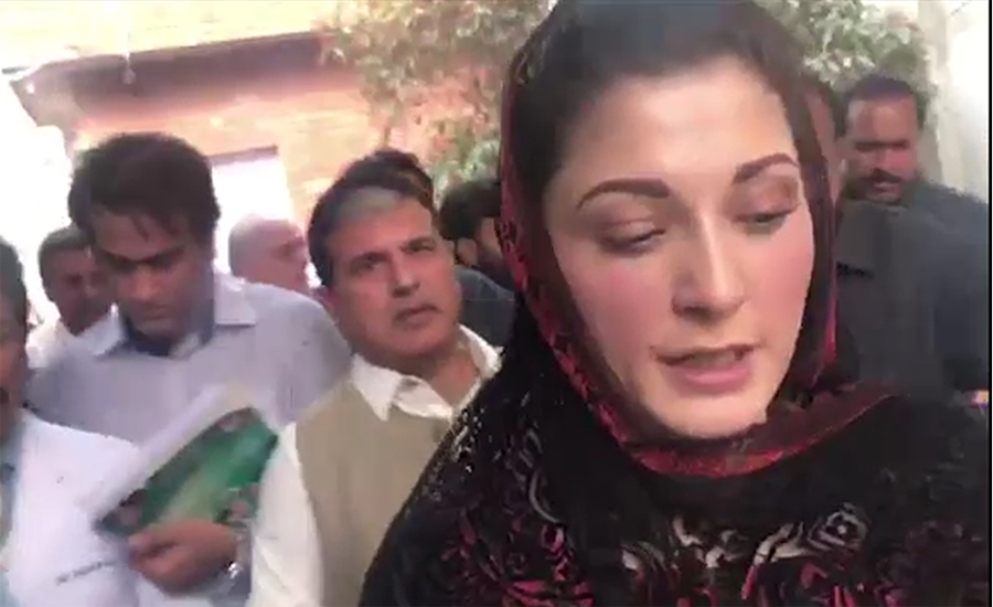 Maryam Nawaz rejects differences in Sharif family
