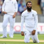 Cricket – Moeen braced for short-pitched barrage Down Under