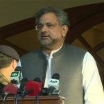 PM Shahid Abbasi says rule should be as per law & constitution