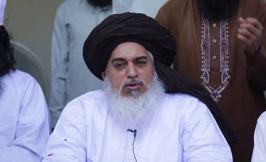 Law minister's resignation first step towards end of evil: Allama Khadim Hussain