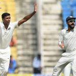 Ashwin takes four as Sri Lanka are bowled out for 205 in 2nd Test