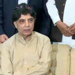 Ch Nisar says only intrigue from within can harm party
