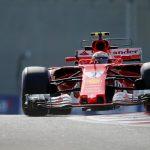 Ferrari's Vettel leads Hamilton in first Abu Dhabi practice