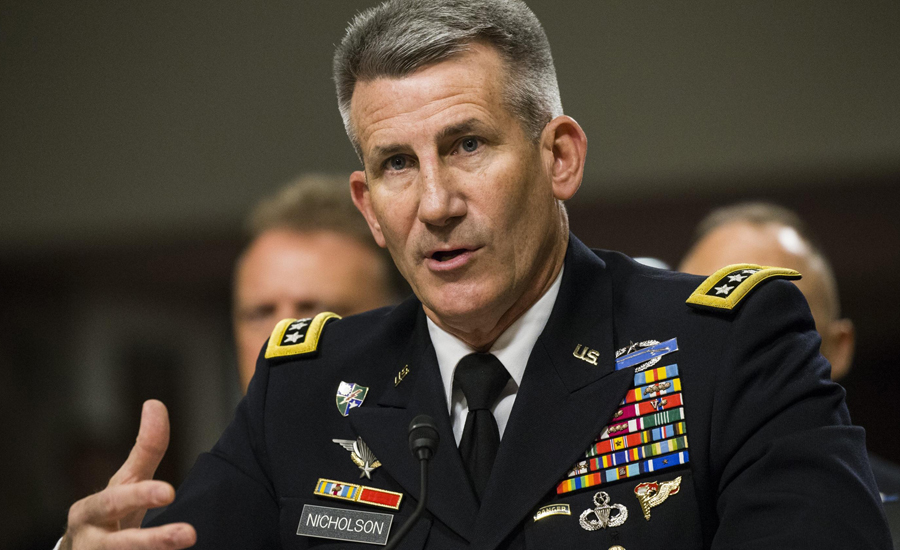 Pakistan yet to take significant action against Taliban: US general