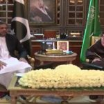 PM Shahid Abbasi calls on King Salman bin Abdul Aziz during one-day visit