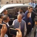 NAB references: Nawaz Sharif appears before AC