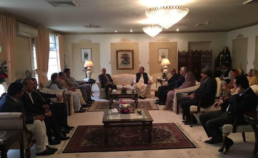 Dictation regarding minus one or two unacceptable, says Nawaz Sharif