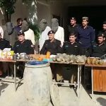 Security forces nab five terrorists in Charsadda