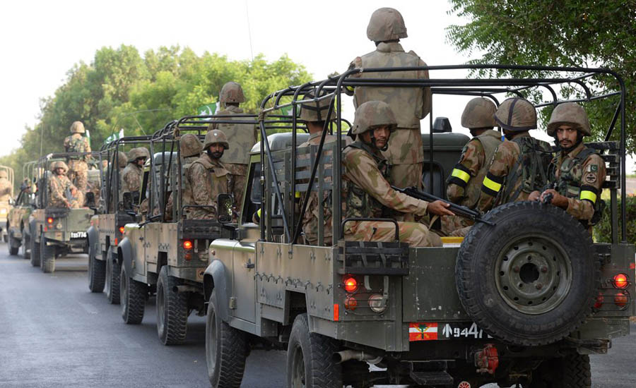 Foreigners among 18 hostages rescued in Turbat