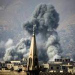 Syria regime bombing kills 19 civilians near Damascus: monitor
