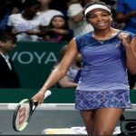 Unstoppable Venus sets sights on 2020 Olympics