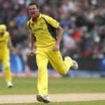 Australia paceman Starc marvels at 'genius' Hazlewood