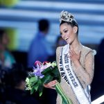 South African self-defence trainer crowned Miss Universe