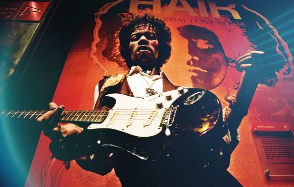 Hendrix, McCartney guitars go up for auction
