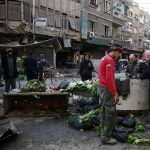 Damascus shelling eases after Russian truce proposal