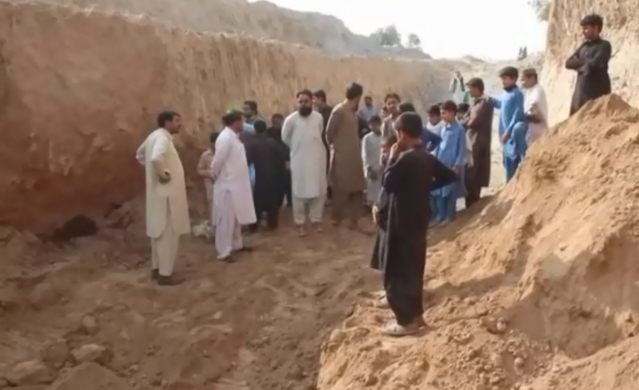 Bajaur Agency landslide leaves seven of a family dead