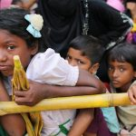 Safe in a camp, Rohingya children face death by malnutrition