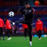 Soccer: England's Rashford reveals Ronaldo inspiration ahead of Brazil game