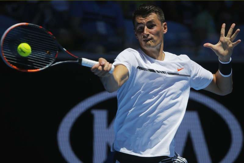 Tennis No Guarantee Of Australian Open Wildcard For Tomic 92 News