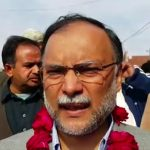 Dissolution assemblies is a conspiracy to induct interim govt for a long time: Ahsan Iqbal