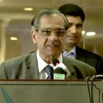 No one has born yet to pressurize judges: CJP