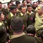 COAS Gen Qamar Bajwa visits School of Infantry & Tactics in Quetta