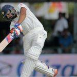 India bat against Sri Lanka in New Delhi