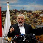 Hamas calls for Palestinian uprising over Trump's Jerusalem plan