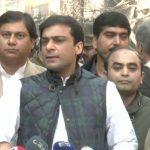 Enemies of democracy to be held accountable: Hamza Shahbaz