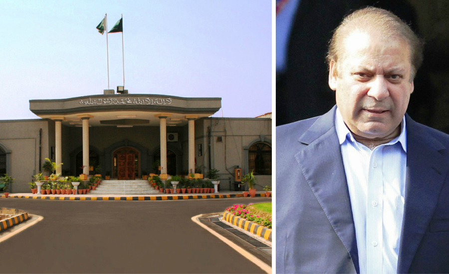IHC dismisses Nawaz's plea seeking joint verdict on three references