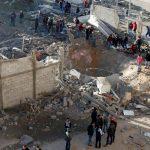 Israeli strikes martyr two Gaza men