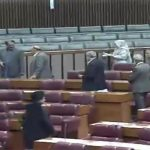 Opposition again stages walkout over FATA Reforms Bill
