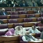 Opposition again stages walkout in NA over FATA Reforms Bill