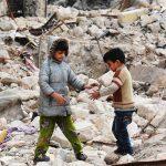 Displaced Syrians survive war but face battle against cold