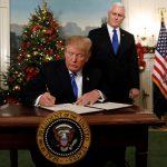Trump recognises Jerusalem as Israel's capital, reversing longtime US policy
