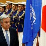 UN's Guterres warns against 'sleepwalking' into war over North Korea