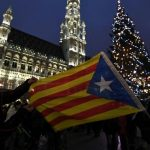 Catalans march in Brussels to 'wake up Europe'