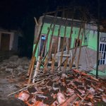 Strong quake hits Indonesia's Java, at least two dead