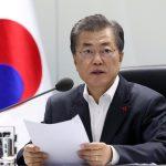 South Korea's Moon, China's Xi to talk North Korea, trade in Beijing summit