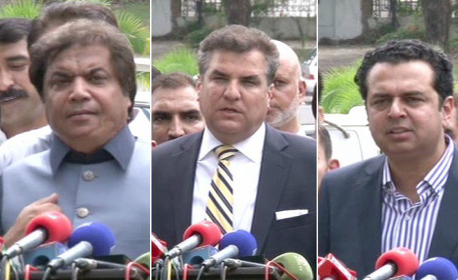 Tareen disqualification is according to script, say PML-N leaders