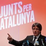 Spain withdraws international arrest warrant for Catalonia former politicians